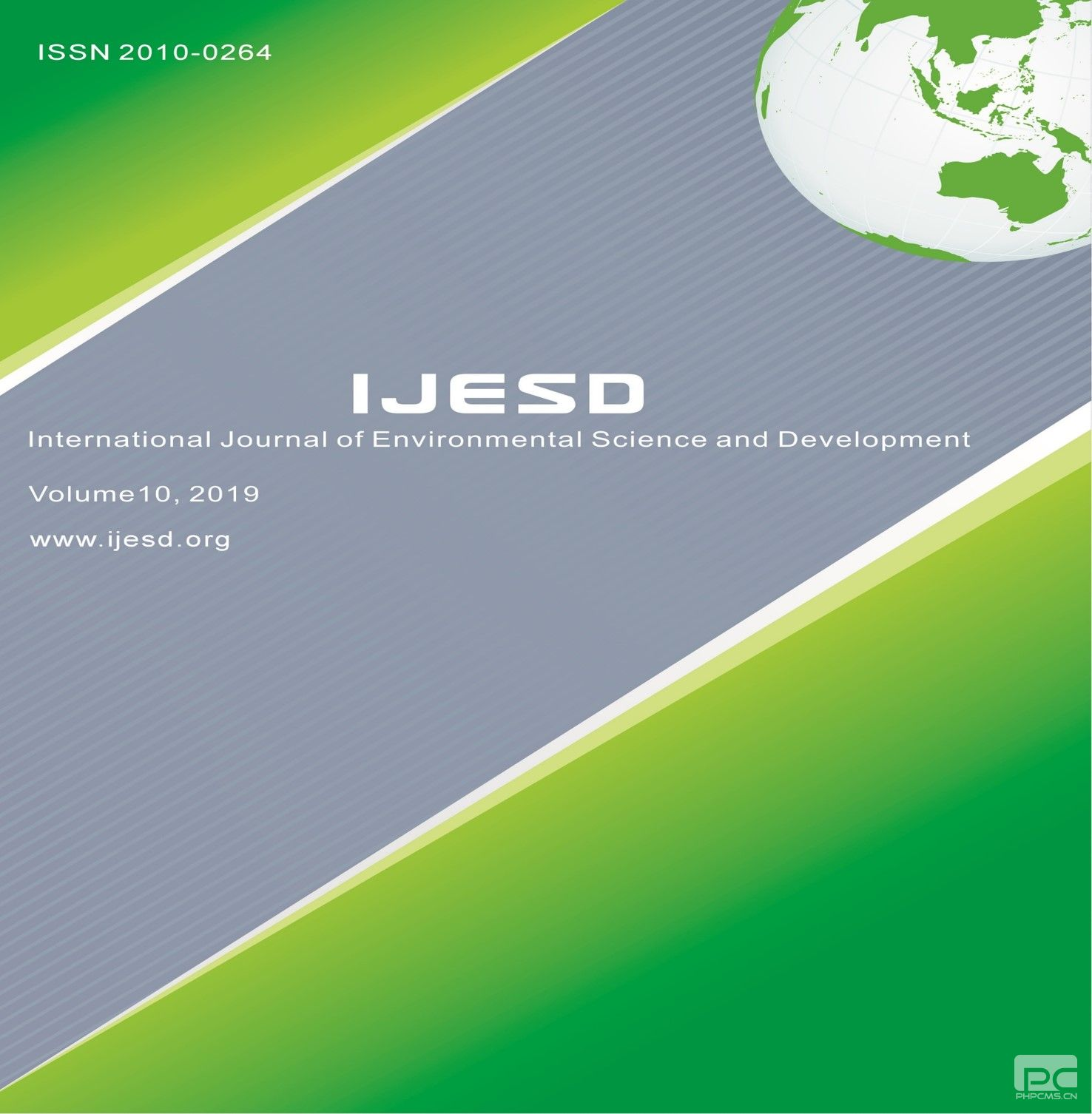 International Journal of Environmental Science and
